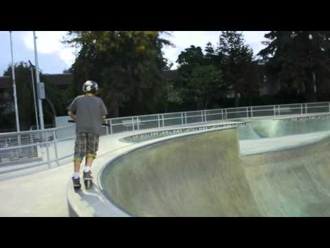 10 Year Old Scooter Rider | Mini Dave | SLO Park