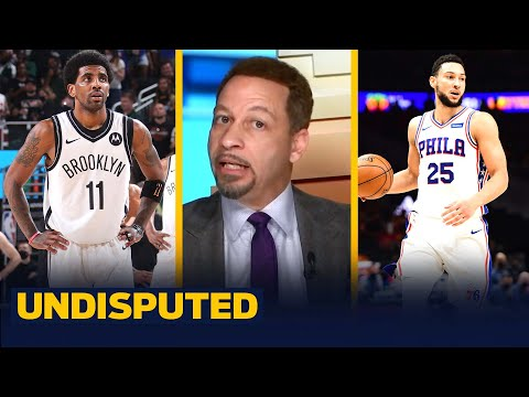 A Kyrie for Simmons trade would make Nets virtually unbeatable — Broussard NBA UNDISPUTED