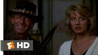 That's A Knife - Crocodile Dundee (4/8) Movie CLIP (1986) HD