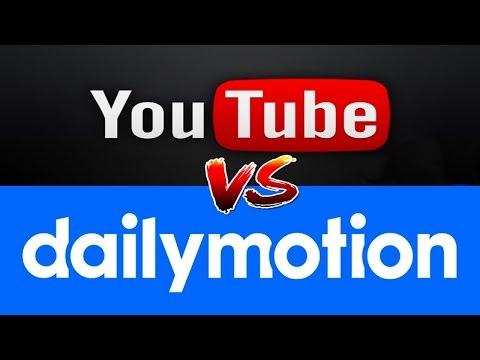 🎮 Sera O FIM do Monopólio do Youtube ??? Dailymotion Esta Aí...