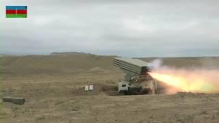 Raket -Artilleriya Qoşunlarının təlimi
