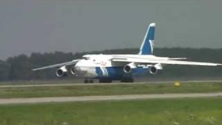 An-124 Ostrava-Mošnov