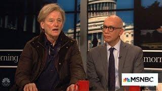 Bill Murray spoofs Steve Bannon on SNL