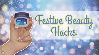 Vaseline Hacks Your Favourite Bloggers Are Obsessed With This Festive Season