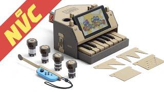 Nintendo Labo Is a Brilliant Idea - Nintendo Voice Chat Ep. 391 Teaser