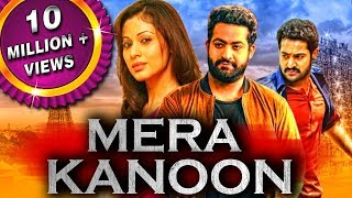 Mera Kanoon (Naaga) Hindi Dubbed Full Movie | Jr. NTR, Sadha, Raghuvaran