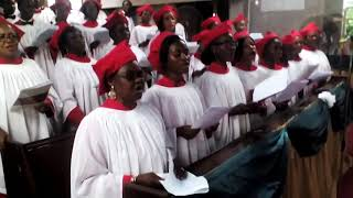 Oye K'adupe Yoruba Anthem arr by Dr Dayo Oyedun