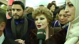 حفل افتتاح مهرجان الفيلم العربي المتوج بقسنطينة