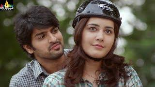 Oohalu Gusagusalade Movie Raashi Khanna Intro Scene   Latest Telugu Movie Scenes   Sri Balaji Video