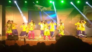 BHANGRA-DUNIYA KI SAIR KARLO @MUSIC ACADEMY