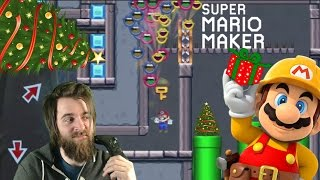 Next Level Trolling | A Christmas Gift from Thomandy - Super Mario Maker