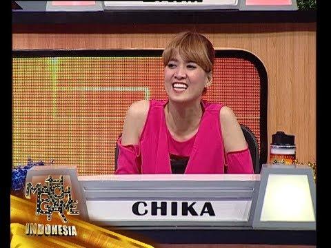 Xxx Mp4 Chika Jessica Kaget Dengar Jawaban Luna Maya Part 2 Match Game Indonesia 3gp Sex