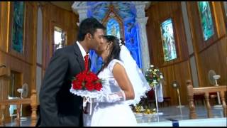 Renish weds Soumya highlights