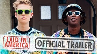 Laid In America Offical Trailer (2016) - KSI, Caspar Lee Movie