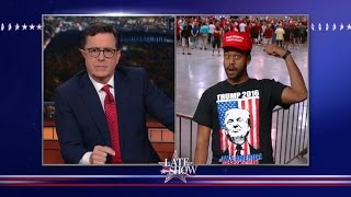 Black Trump Supporter Mistakenly Ejected From Rally