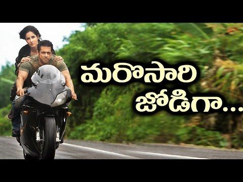 Salman Khan, Katrina Kaif Confirmed For Tiger Zinda Hai    Telugu Cinema