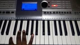 Kodi Ei Suzhali Song Keyboard Notes