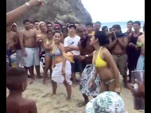 bailando competencia el tipo tumbo el trago