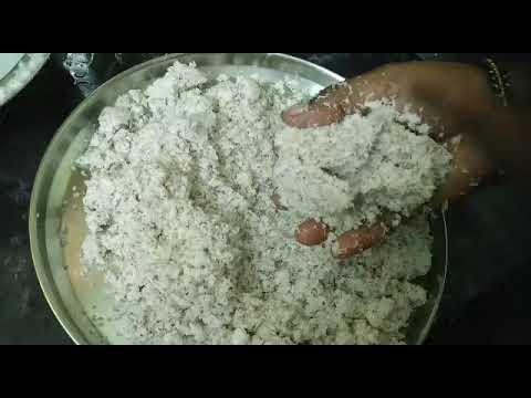 మన చేతులతో మనమే స్వయంగా కొబ్బరినూనె తయారీ Coconut oil at Home