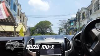 การติดตั้ง WIFI DISPLAY SHARER ใช้กับ IZUSU Mu-X Sport