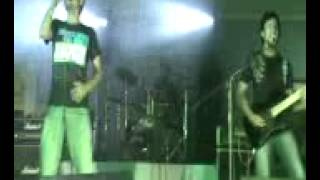 """Heartz Relation Band(HrB) covered""""DHUSHOR SHOMOY"""" by artcel"""