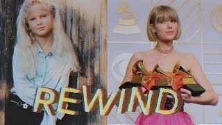 Rewind: The Evolution of Taylor Swift