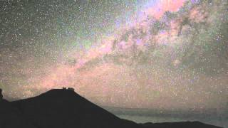 Beautiful Stars: A Whole Night at Paranal | Milky Way Pictures Time-Lapse Night Sky HD Video