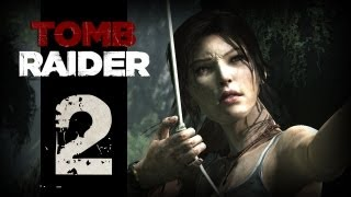Tomas hraje |08| Tomb Raider (2013) - E02 - 'Luk'