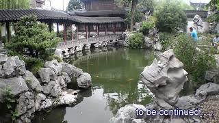 Shanghai Yu Garden - Trip to China part 52 - Full HD travel video