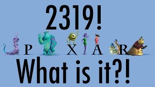 2319! WHAT DOES IT MEAN?!