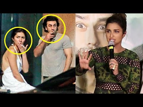 Xxx Mp4 Parineeti Chopra S Reaction On Ranbir Kapoor And Mahira Khan CAUGHT Smoking In New York 3gp Sex