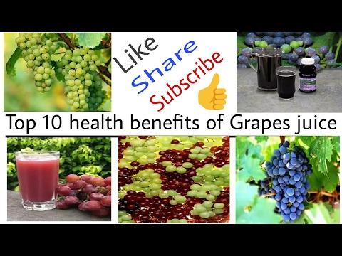 Top 10 health benefits of grapes juice, अंगूर के रस के अ्धबुध फायदे