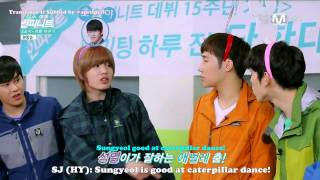 [ENG SUB] This Is INFINITE Ep. 7 - 'Changing Role of Each Other' Cut