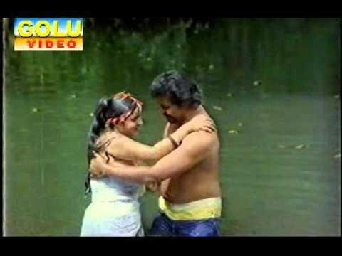 Jayamalini bath scene