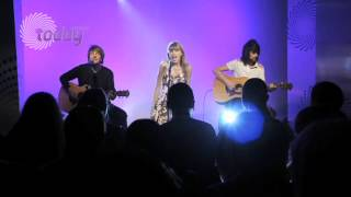 Taylor Swift We Are Never Ever Getting Back Together Live Ac
