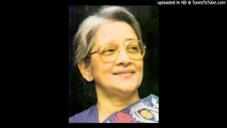 Jadi Tomar Dekha Na Pai Prabhu(যদি তোমার দেখা না পাই প্রভু) -Suchitra Mitra