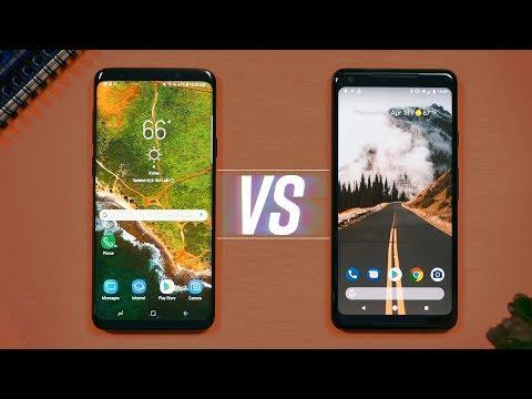 Galaxy S9 vs Pixel 2 XL Make the Right Choice