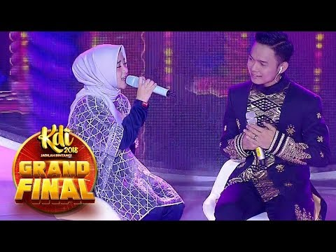 TOP BGT! Kolaborasi Nissa Sabyan Ft Abi KDI [YA HABBIBAL QOLBI] - Grand Final KDI (210)
