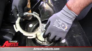 How to Install Fuel Pump Assembly E8545M in a  2004 - 2008 Nissan Maxima / Altima