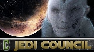 Is Snoke From the Unknown Regions? Is Thrawn Involved?? - Collider Jedi Council