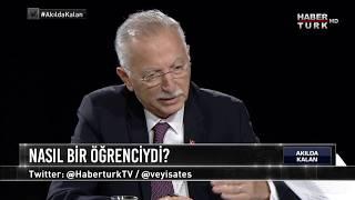 Akılda Kalan - 20 Ekim 2017 - Ekmeleddin İhsanoğlu