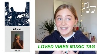 Loved Vibes Music Tag