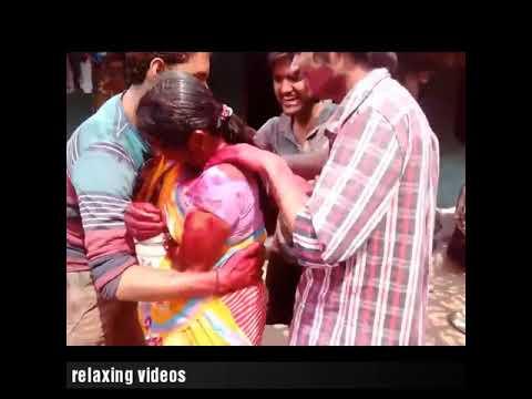 Xxx Mp4 Holi Masti Bhabi Aur Devar Ki Holi Bhabi Ki Putai 3gp Sex