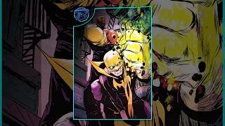 Luke cage e Punho de Ferro - Filme Completo - Dublado Motion Comic ( Marvel Comics )