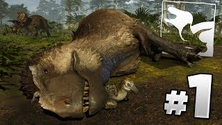 DINOSAURS WITH FEATHERS!!! - Saurian Demo Gameplay   Ep1