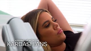 KUWTK | Khloé Kardashian Gets Bad News From Fertility Doctor | E!