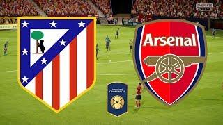 International Champions Cup 2018 - Atletico Madrid Vs Arsenal - 26/07/18 - FIFA 18