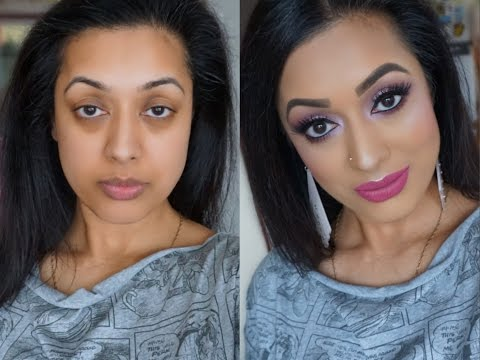 My Full Coverage Foundation Routine - Indian Pakistani Medium Tan Skin