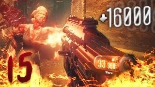 Black Ops 3| Zombies - Level 15!! Face cam Gameplay - Prettyboyfredo