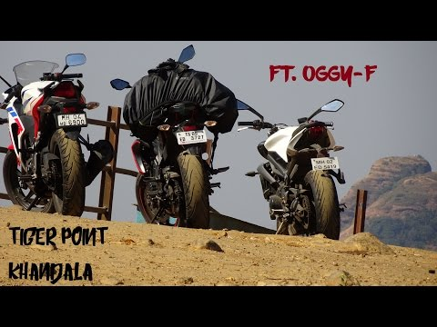 Riding In Lonavala   Tiger Point   Khandala (Ft. Oggy f)